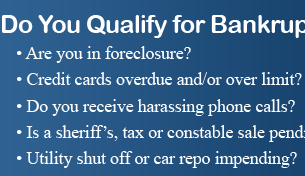 Do You Qualify for Bankruptcy?